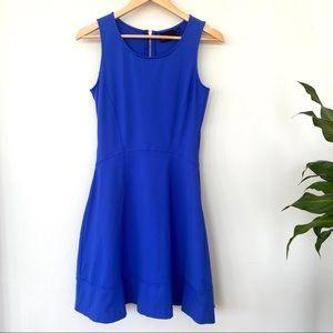 Cynthia Rowley fit & flare sleeveless dress